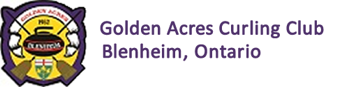 Golden Acres Curling Club logo